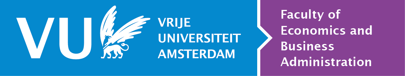 School of Business and Economics, Vrije Universiteit Amsterdam